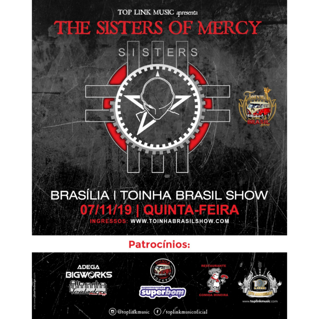 The Sisters of Mercy – 07/11