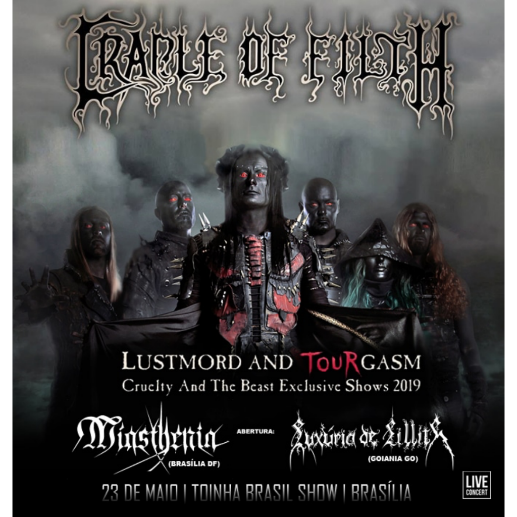 Cradle of Filth – 23/05