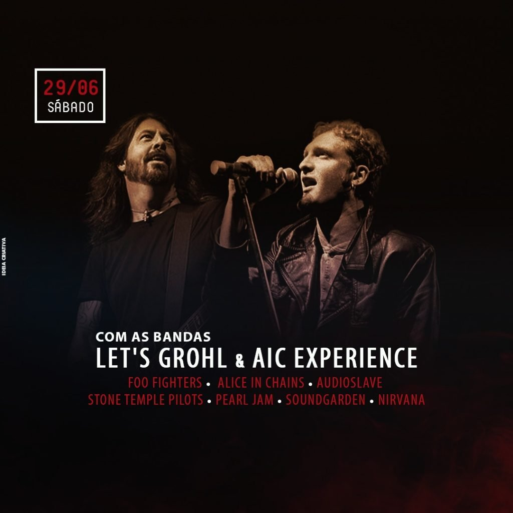 Let's Grohl + AIC Experience – 29/06