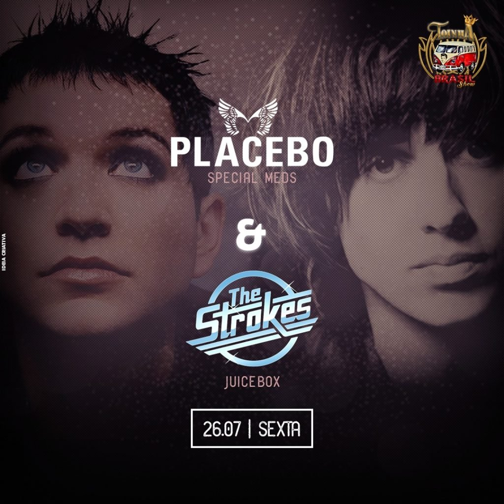 Placebo e The Strokes – 26/07